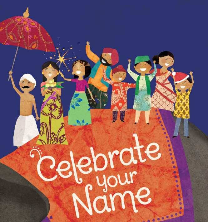 celebrate your name with little guruskool personalized books for kids