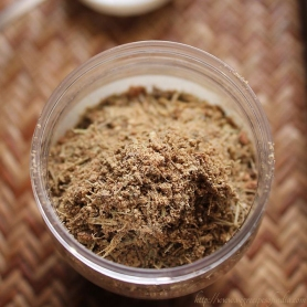 chai powder